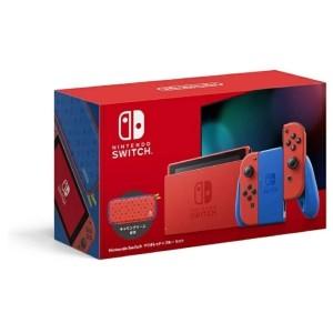 任天堂 Nintendo Switch マリオレッド×ブルー セット(Yahoo!ショッピング)