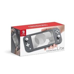 Nintendo Switch Lite グレー(Yahoo!ショッピング)