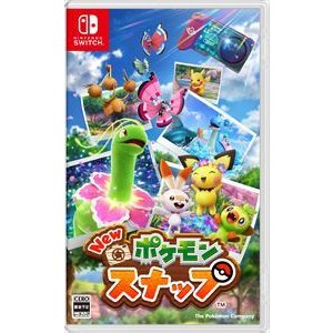 New ポケモンスナップ Nintendo Switch (Yahoo!ショッピング)