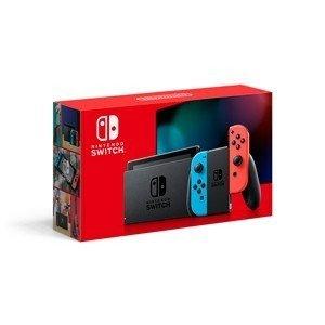 新モデル Nintendo Switch Joy-Con(L) ネオンブルー/(R) ネオンレッド switch本体 新型(Yahoo!ショッピング)