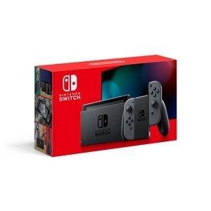 新モデル ニンテンドー Nintendo Switch (Joy-Con(L)/ (R) グレー) ゲーム機本体(Yahoo!ショッピング)