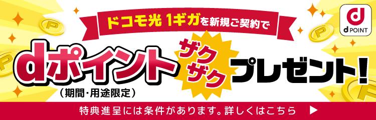 ドコモのケータイ・スマホご契約者限定!