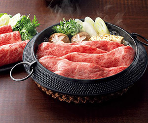匠和牛すきやき・しゃぶしゃぶ・焼肉セット(イオンショップ)