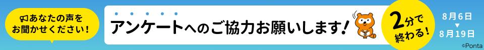 ユーザーアンケート