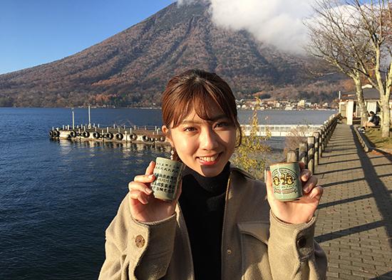 【チーム8の日本再発見!】清水麻璃亜さんが選んだ栃木・日光いろは坂のお土産を5人に