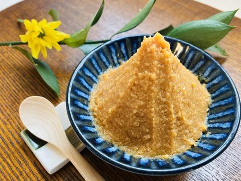 【毎週日曜日はマルシェの日】高田農園の「自家製の糀で作った『なま味噌』」(2キロ)を5人に