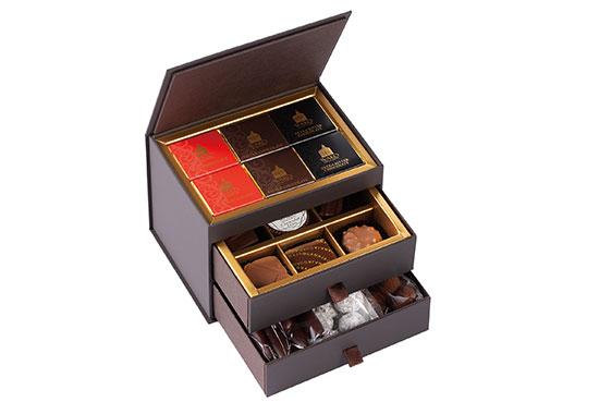 【贅沢時間】銀座・和光の選りすぐりのチョコレート菓子が詰まった「ミニギフトボックス」を20人に