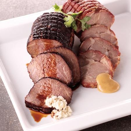 【2周年記念】食べ比べが楽しい「焼牛、焼豚詰合せ」を10人に
