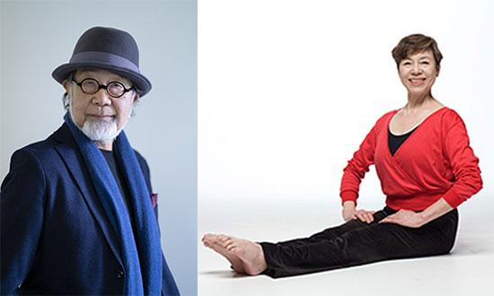 鎌田實さん、きくち体操の菊池和子さんが登場「人生100歳時代のアクティブライフフェスタ2021」にご招待