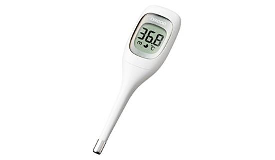【2周年記念】オムロン「電子体温計 けんおんくん MC-681[実測+予測式]」を20人に