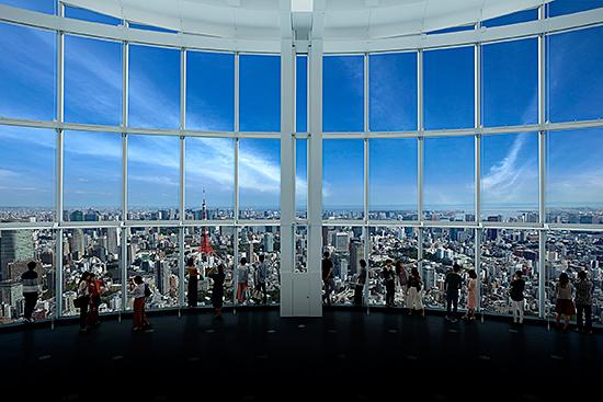 六本木ヒルズ展望台「東京シティビュー」入場券を50組100人に