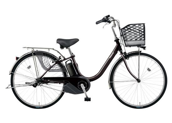 【健康生活応援】電動アシスト自転車「パナソニックViVi・YX スパークブラウン」を5人に