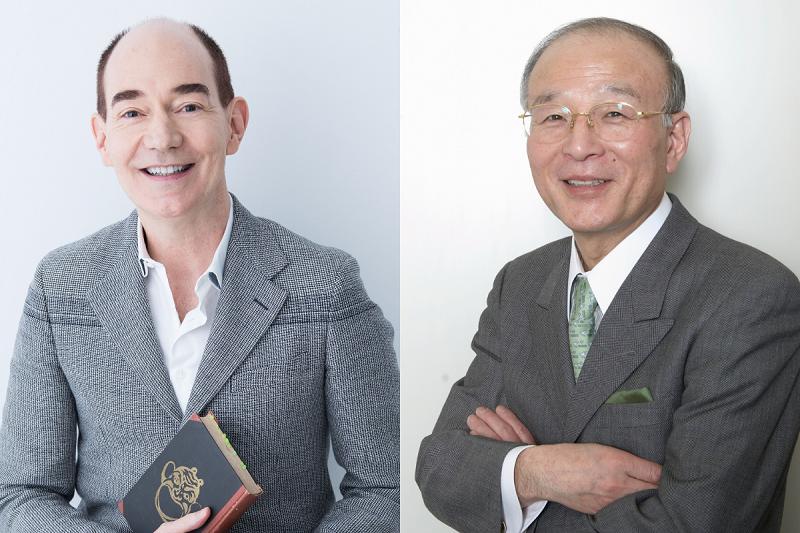 ロバート キャンベル氏、橋本五郎氏登壇 「いま考える『学び』~これから求められる生き方とは~」 オンラインセミナー参加者1000人募集